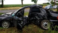 Stracił panowanie nad pojazdem i uderzył w drzewo - raport sztumskich służb mundurowych.