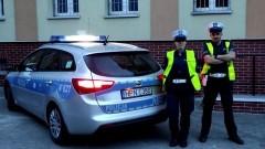 Policyjna eskorta uratowała mężczyznę – raport sztumskich służb mundurowych.
