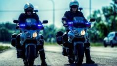 Nowy Dwór Gdański. Jednośladem bezpiecznie do celu – apel policji do motocyklistów.