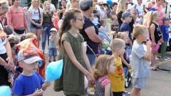 Gmina Stare Pole. Mieszkańcy wspólnie powitali lato podczas Festynu Rodzinnego.