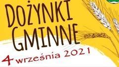 Gmina Stare Pole zaprasza na Dożynki Gminne. Szczegóły na plakacie.