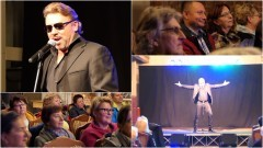 Michał Milowicz porwał nowostawską publiczność w muzyczną podróż do przeszłości.