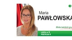 MARIA PAWŁOWSKA - JESTEM ZAWSZE BLISKO LUDZKICH SPRAW.