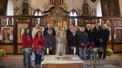 Parafia w Cyganku/Żelichowie zakończyła remont XIV wiecznego kościoła - 15.11.2015