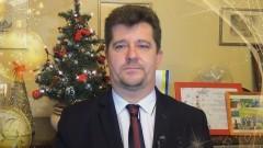 Życzenia świąteczne Burmistrza Miasta Malborka Marka Charzewskiego – 22.12.2015