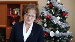 Życzenia świąteczne Prezes Zarządu TBS Malbork Małgorzaty Ostrowskiej – 22.12.2015