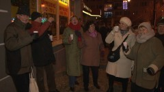 Sztumianie powitali Nowy Rok 2016 – 31.12.2015