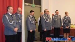 Pożegnanie Komendanta Powiatowego Policji w Nowym Dworze Gdańskim insp. Wacława Łokuciewskiego - 28.01.2016
