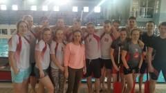 II Otwarte Mistrzostwa Gdańska Szkół w Wyścigach Łodzi Smoczych na Basenie - 10.02.2016