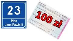 Dzierzgoń: 100 zł mandatu za brak numeru porządkowego na budynku – 04.03.2016