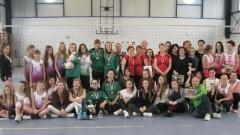 Nowy Dwór Gd. XII Miejska Liga Piłki Siatkowej Kobiet dobiegła końca - 5.03.2016