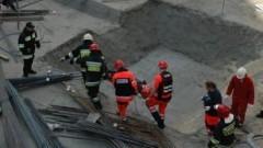 Stawiec. Wypadek na budowie. 61 - letni mężczyzna wpadł pod ciężarówkę - 18.03.2016