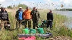 Złapią taaką rybę... Otwarte spławikowo – gruntowe zawody wędkarskie – 23.04.2016