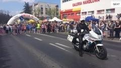 Sztum: Mnóstwo policyjnych patroli podczas 26. Bieg Solidarności – 6.05.2016