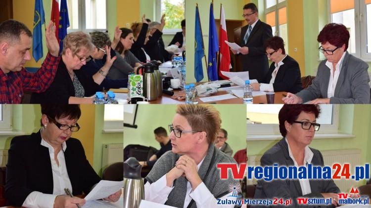 Opłaty, podatki na przyszły rok. XXV Sesja Rady Gminy Stegna - 27.10.2016