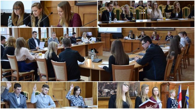 II sesja Młodzieżowej Rady Miasta Malborka - znamy składy Komisji - 19.12.2016
