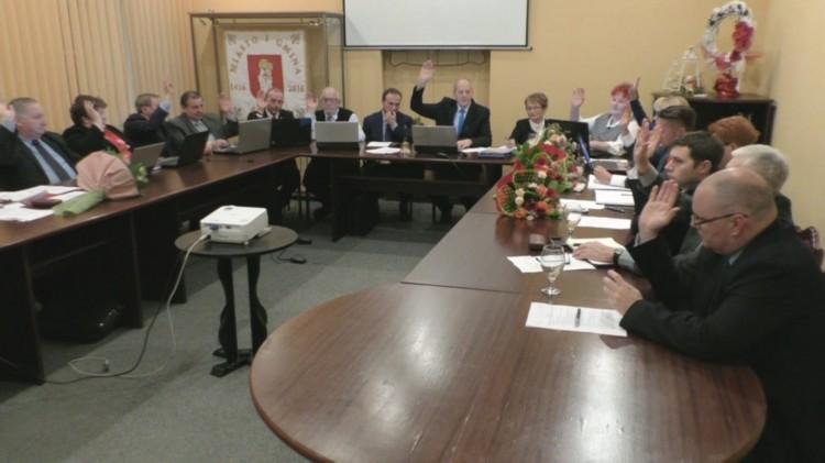 Budżet przyjęty jednomyślnie. XXXI sesja Rady Miasta i Gminy Sztum – 28.12.2016
