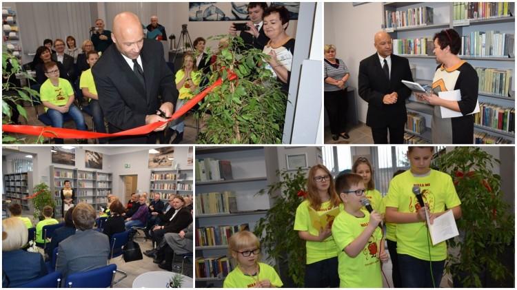 Otwarcie filii Biblioteki Publicznej Gminy Sztutowo w Kątach Rybackich - 03.01.2017