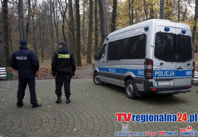 Stegna. Policjanci pomogli starszej kobiecie - 09.01.2017
