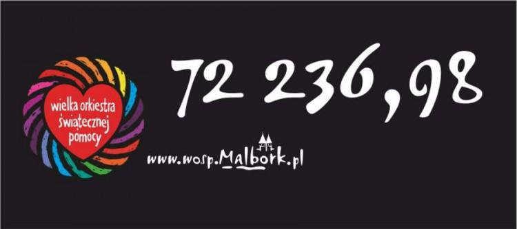 Zobaczmy to jeszcze raz! Malbork rekordowo zagrał z orkiestrą Jurka Owsiaka. Za nami 25. Finał WOŚP: Czas na podsumowanie - 23.01.2017