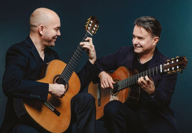 Malbork : Zapraszamy na koncert duetu Pełech & Horna - 14.09.2017