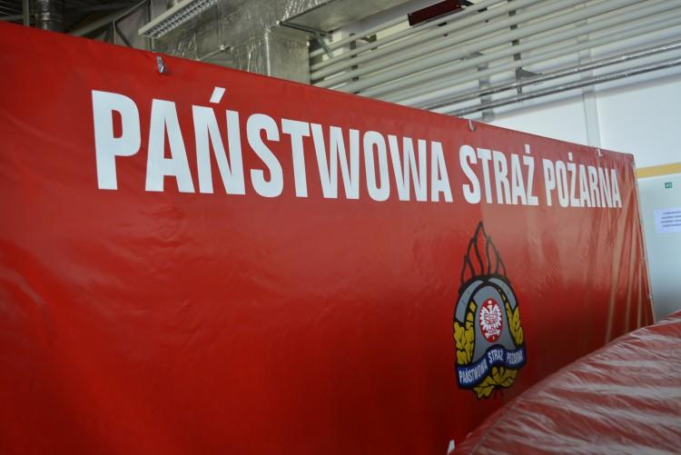 Wypadki w Popowie i Stegnie, pompowanie wody i usuwanie owadów. Tygodniowy raport Straży Pożarnej - 04-10.09.2017 r.