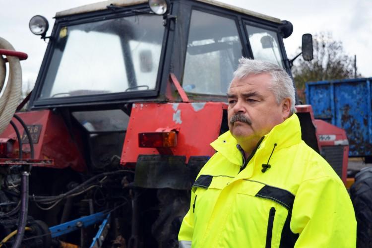 Żuławki: Pan Zbigniew nie odpuszcza. Bitwa z METROSTAV-em wygrana. Wideo! - 27.10.2017