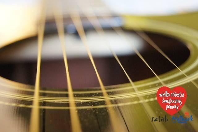 Malbork : Zapraszamy na X Koncert Otwartych Gitar – Gramy z WOŚP! - 12.01.2018