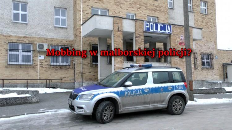 Mobbing w malborskiej policji? Wszyscy funkcjonariusze prewencji są na zwolnieniach lub urlopach – 22.01.2018