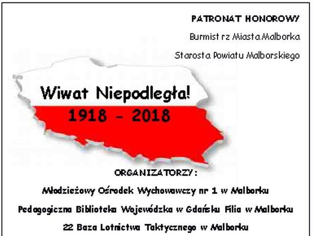 """Wieczornica literacka w Malborku: """"… kiedy Rzeczypospolita, jako ustrój państwowy, mogła o sobie powiedzieć jestem…"""""""