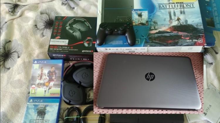 Ukradł laptopa HP G5 i PlayStation 4. Poszukiwany złodziej z Narutowicza 3 w Malborku. Czeka wysoka nagroda!