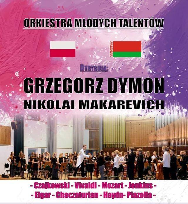 Zapraszamy na koncert Orkiestry Młodych Talentów w Nowym Stawie