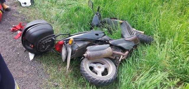 Kolizja pojazdów, potrącenie pieszej i grasujący podpalacze traw... Raport weekendowy sztumskich służb mundurowych.