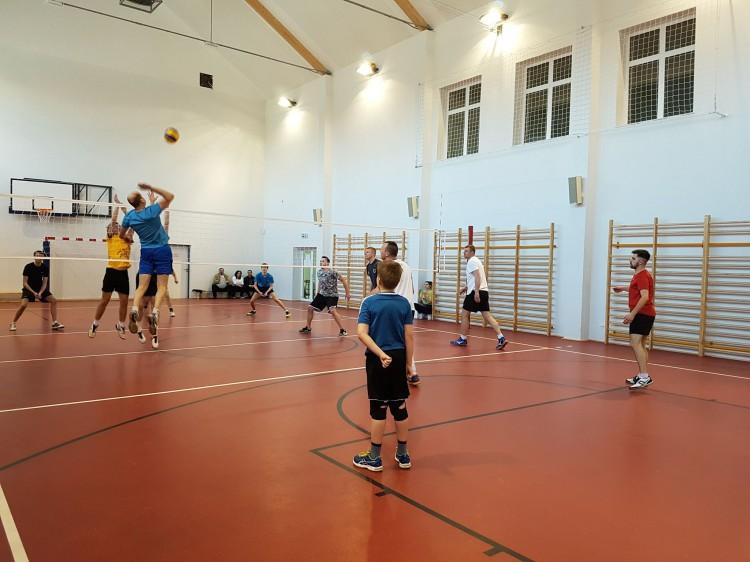 II Turniej Piłki Siatkowej o Puchar Wójta Gminy Malbork