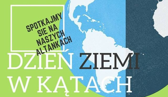 Kąty Rybackie : Zapraszamy do udziału w Dniu Ziemi!