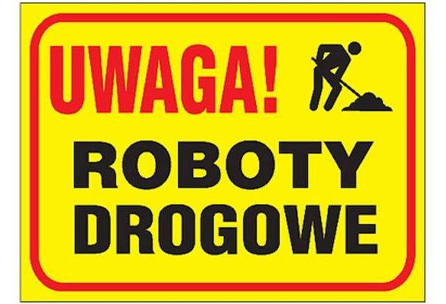 Malbork : Uwaga! Do wtorku roboty drogowe na ul. Kościuszki