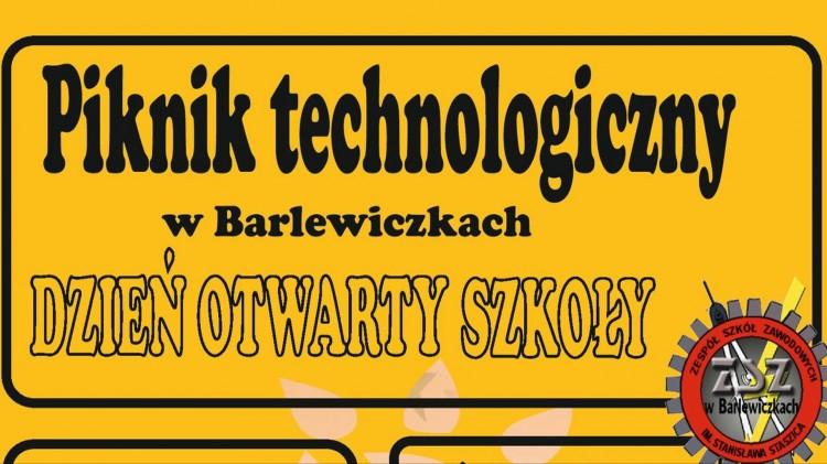 Zapraszamy na Piknik Technologiczny ZSZ w Barlewiczkach