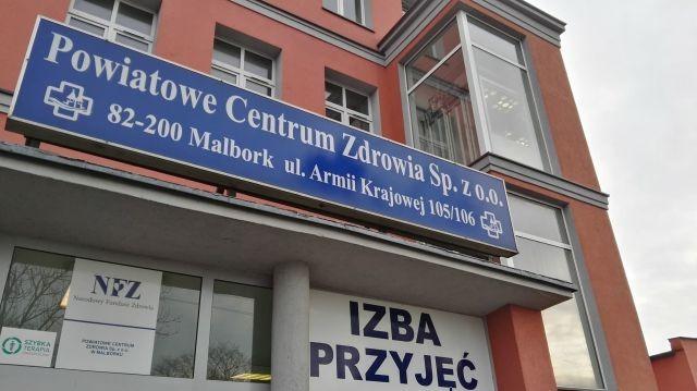 Powiat malborski : Rocznica Powiatowego Centrum Zdrowia
