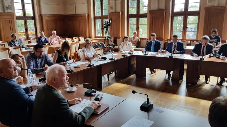 XLV Nadzwyczajna sesja Rady Miasta Malborka