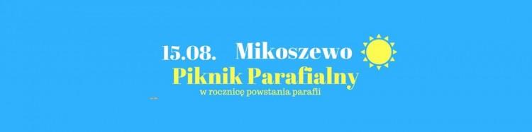 Zapraszamy na Festyn Parafialny w Mikoszewie. Zobacz jakie atrakcje czekają na uczestników.