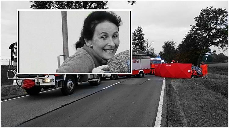 Zginęła w wypadku na DK22, w drodze do pracy
