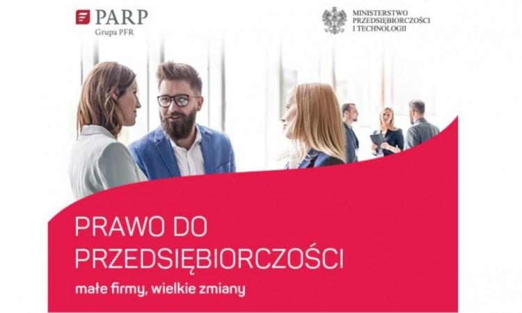 Prawo do Przedsiębiorczości. Zapraszamy na spotkanie w Malborku