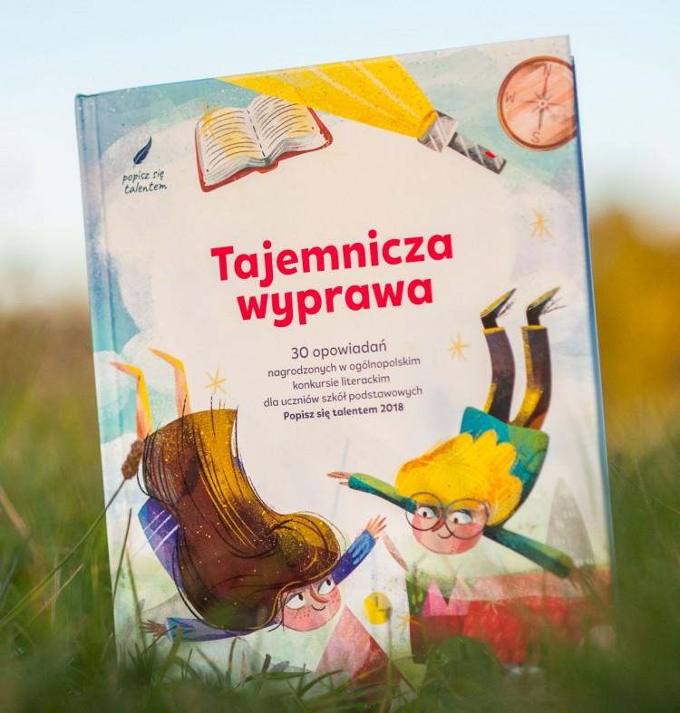 Popisz się talentem 2018 – uczennica ze Sztumu wśród laureatów ogólnopolskiego konkursu literackiego.