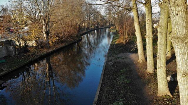 Nowy Dwór Gdański: Powstanie bulwar wzdłuż rzeki Tugi.