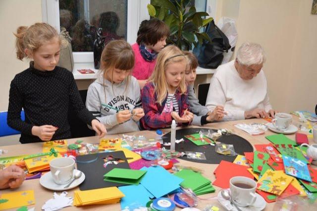 Nowy Dwór Gdański: Międzypokoleniowa współpraca w Żuławskim Klubie Seniora