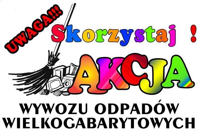 Gmina Dzierzgoń: Zbiórka odpadów wielkogabarytowych oraz sprzętu elektronicznego i elektrycznego