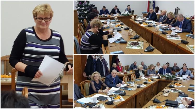 Nowy Staw. Ostatnia sesja rady w tym roku. Radni przyjęli budżet na rok 2019