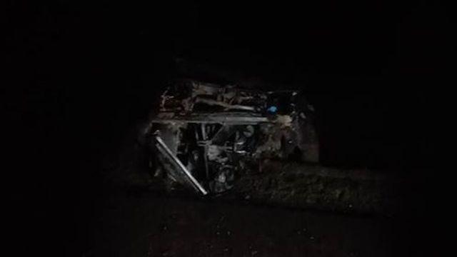 Wypadek w miejscowości Stare Babki. Dwie osoby poszkodowane - raport tygodniowy nowodworskich służb mundurowych.