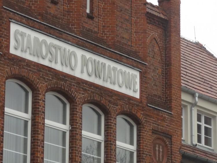 Komunikat starosty malborskiego.