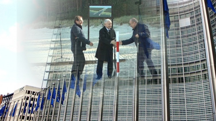 Komisja Europejska wstrzyma przekop Mierzei Wiślanej?